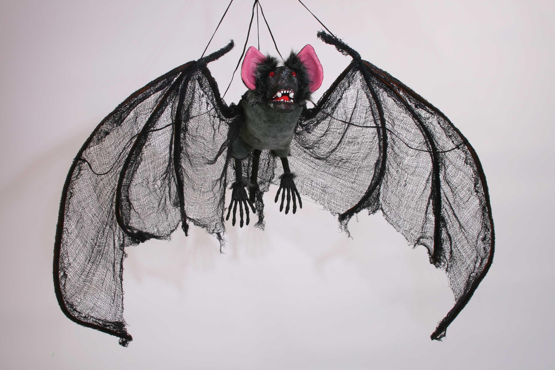Летучая мышь на берет своими руками