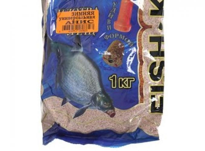 анисовая прикормка для какой рыбы